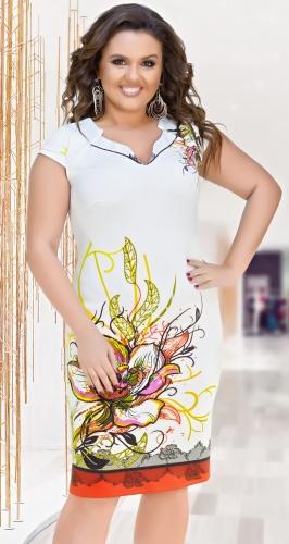 Нарядное платье ivory № 848