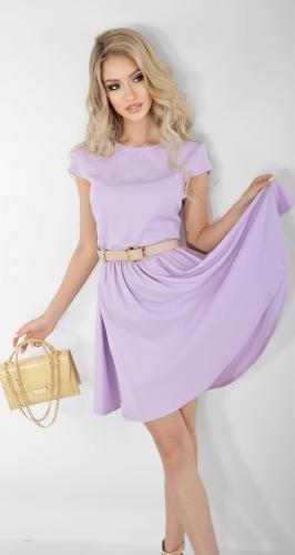 Стильное лёгкое платье