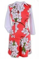 Платье №  3004SN сакура (розница 538 грн.)