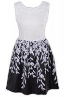 Платье № 9564