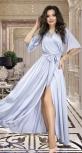 Платье № 1588 электрик