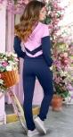Комфортный  мягкий костюм № 3739