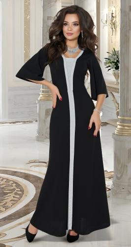 Длинное вечернее платье № 4177