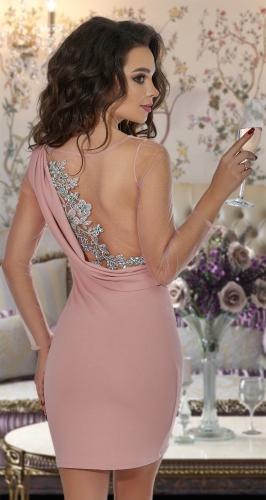 Вечернее платье № 4201