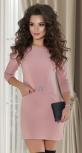 Лаконичное красивое платье № 3580