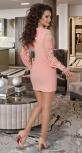 Красивое платье № 3409