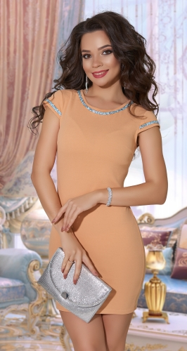 Красивое вечернее платье № 3762