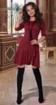 Красивое нарядное платье № 3877