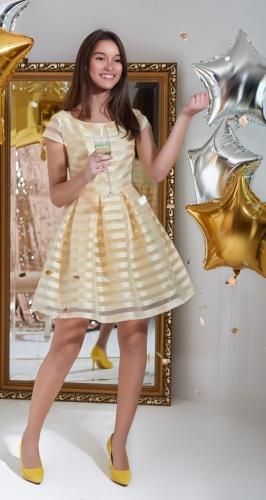 Нарядное платье № 3070
