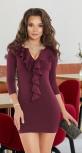 Короткое вечернее платье № 31232