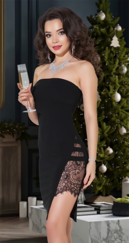Вечернее платье № 4217