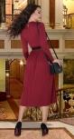 Платье плиссе № 4235