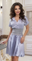 Шелковая блузка № 3984