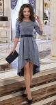 Мерцающее платье № 3308