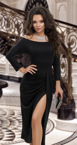 Вечернее платье № 3862