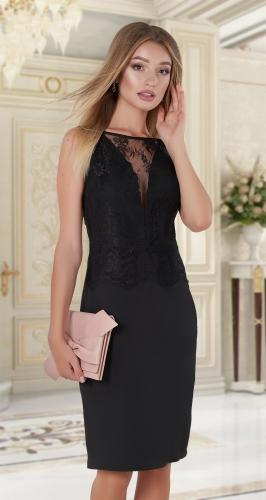 Маленькое чёрное платье № 4049