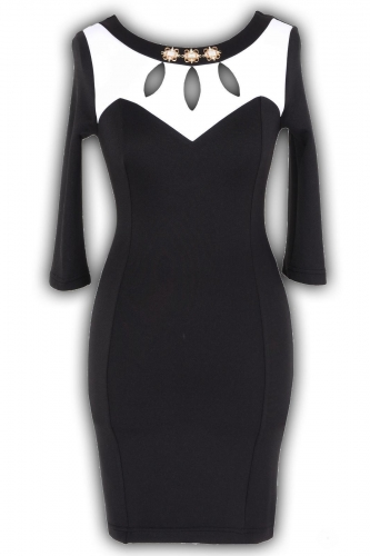 Платье № 1486N (розница 451 грн.)