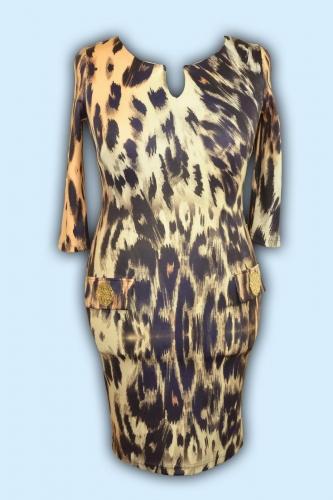 Платье № 1155N (розница 442 грн.)