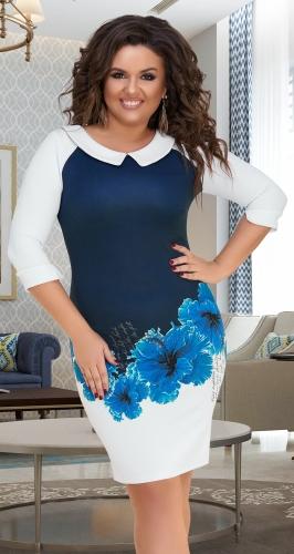 Красивое платье № 1230