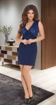 Нежное вечернее платье № 3675