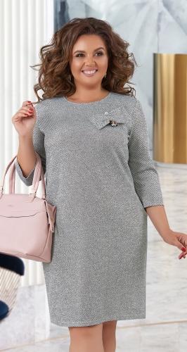 Свободное платье  № 38001