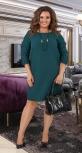Свободное платье № 34881