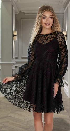 Платье-двойка № 3902