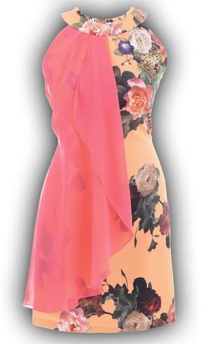 Платье № 1289N горчица (розница 507 грн.)