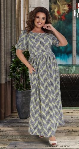 Длинное платье MAXI  № 39661