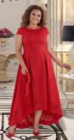 Нарядное платье в пол № 40571