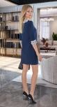 Свободное платье № 3418