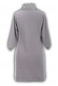 Платье № 2821 серебро