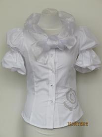 Блуза-рубашка №