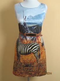 Платье № 1045