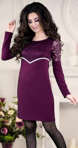 Красивое платье № 3866
