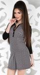 Платье № 3004S  ромбик