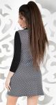 Платье № 3004SN ромбик (розница 538 грн.)