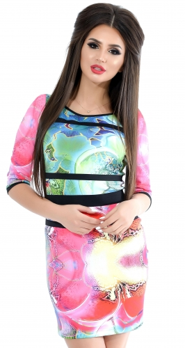 Платье № 1228N (розница 502 грн.)