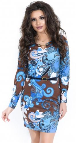 Платье № 1114N (розница 451 грн.)