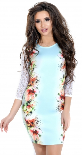 Платье № 11842N (розница 534 грн.)