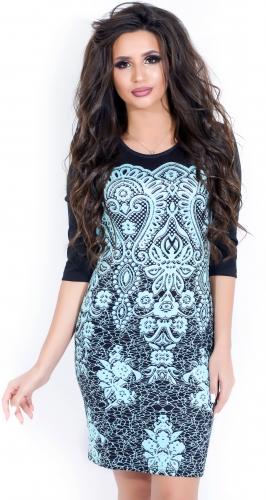 Платье № 13962N (розница 517 грн.)