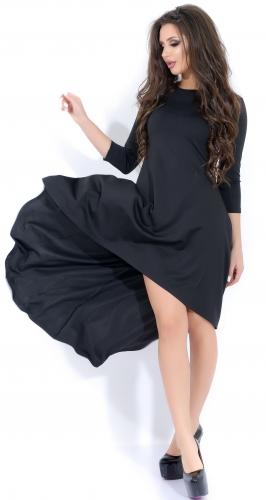 Платье № 3269SN черный (розница 610 грн.)