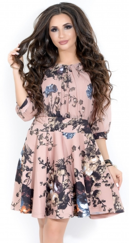 Платье № 1183N (розница 632 грн.)