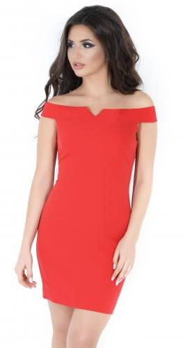 Платье № 3403SN красный (розница 485 грн.)