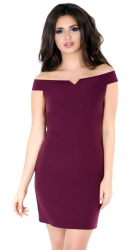 Платье № 3403SN марсала (розница 485 грн.)