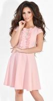 Платье № 3690N пудра (розница 505 грн.)
