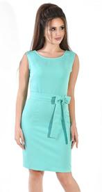 Платье № 1803 мята