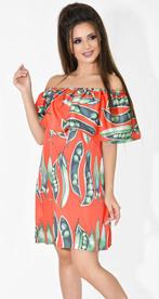 Платье № 13042 Dolche на красном