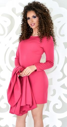 Платье № 3599N розовый (розница 500 грн.)