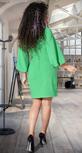 Нарядное платье цвет: яркая мята